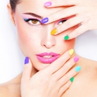 Make-up unghii